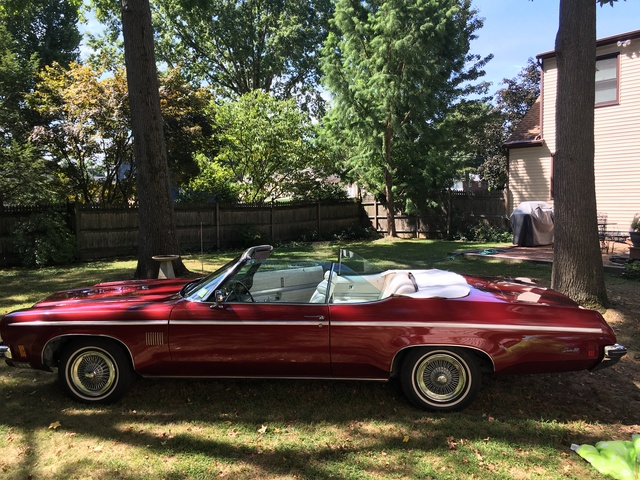 Picture of 1973 Oldsmobile Eighty-Eight