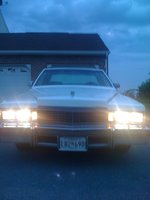 Picture of 1977 Cadillac DeVille, exterior