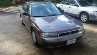 Picture of 1995 Subaru Legacy 4 Dr L AWD Sedan, exterior