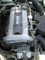 Picture of 2005 Chevrolet Classic 4 Dr STD Sedan, engine