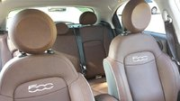 Picture of 2016 Fiat 500X Lounge, interior