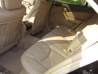 Picture of 2003 Mercedes-Benz S-Class S 500 4MATIC, interior, gallery_worthy