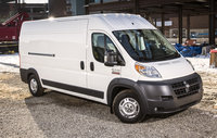 2017 RAM ProMaster, Front-quarter view., exterior, manufacturer, gallery_worthy
