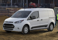 2017 Ford Transit Connect, Front-quarter view., exterior, manufacturer