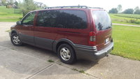 Picture of 2002 Pontiac Montana Base Extended, exterior