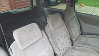 Picture of 2002 Pontiac Montana Base Extended, interior