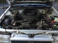 Picture of 1993 Subaru Loyale 4 Dr STD 4WD Sedan, engine