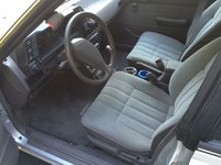 Picture of 1993 Subaru Loyale 4 Dr STD 4WD Sedan, interior