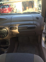 Picture of 1999 Ford Escort 2 Dr ZX2 Cool Coupe, interior
