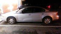 Picture of 2002 Oldsmobile Alero GX, exterior