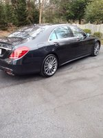 Picture of 2014 Mercedes-Benz S-Class S550 4MATIC, exterior