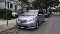 Picture of 2015 Toyota Sienna LE 8-Passenger, exterior, gallery_worthy