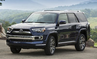 2017 Toyota 4Runner, Front-quarter view., exterior, manufacturer, gallery_worthy