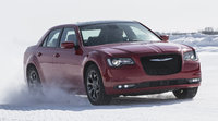 2017 Chrysler 300, Front-quarter view., exterior, manufacturer