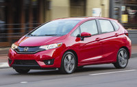 2017 Honda Fit, Front-quarter view, exterior, manufacturer, gallery_worthy