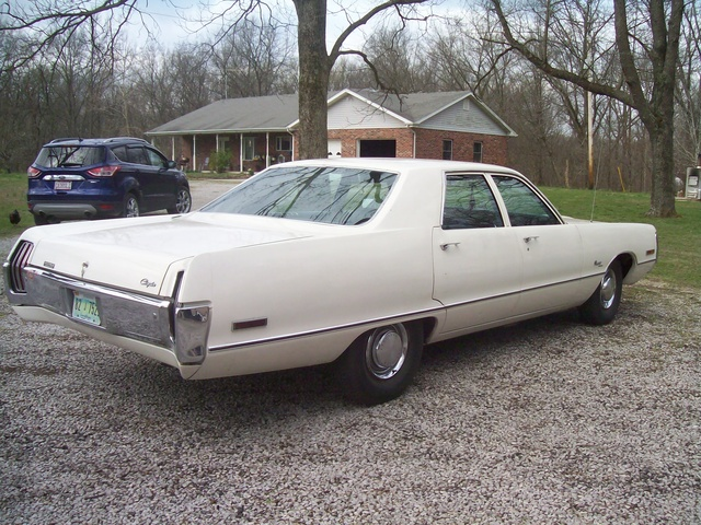 Picture of 1972 Chrysler Newport