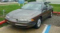 Picture of 2002 Oldsmobile Intrigue 4 Dr GX Sedan, exterior