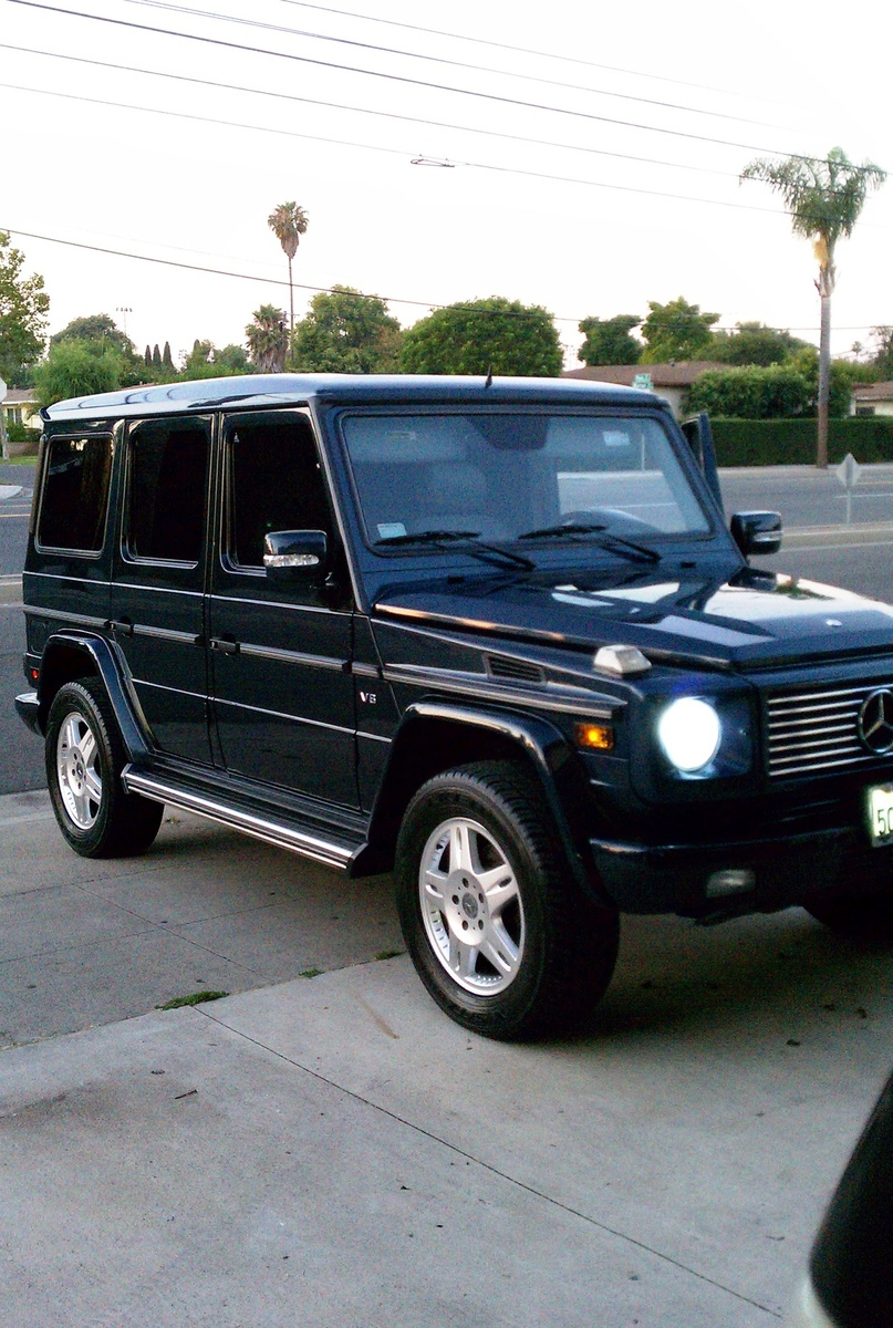 2003 mercedes benz g class overview cargurus for 2003 mercedes benz suv