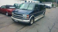 Picture of 2001 Chevrolet Express G1500 Passenger Van, exterior