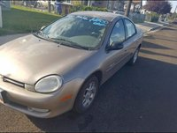 Picture of 2000 Dodge Neon 4 Dr Highline Sedan, exterior