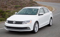 2017 Volkswagen Jetta, Front-quarter view., exterior, manufacturer