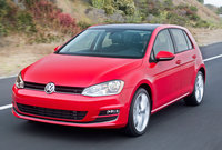 2017 Volkswagen Golf Picture Gallery