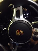 Picture of 2014 Porsche 911 Targa 4S, interior