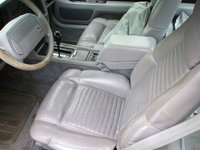 Picture of 1990 Buick Reatta 2 Dr STD Coupe, interior