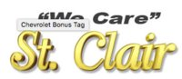 St Clair Chevrolet Buick GMC logo