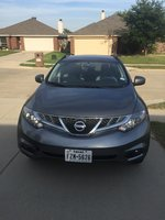 Picture of 2013 Nissan Murano SV AWD, exterior