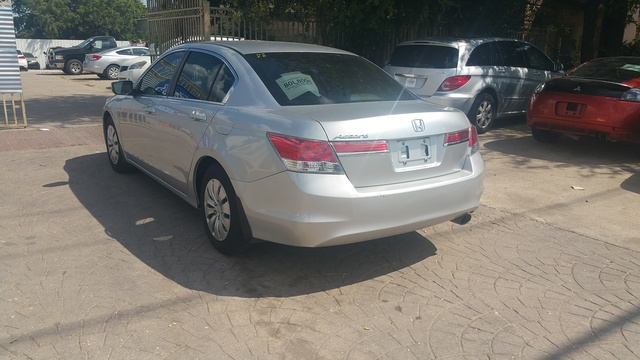 Picture of 2012 Honda Accord EX