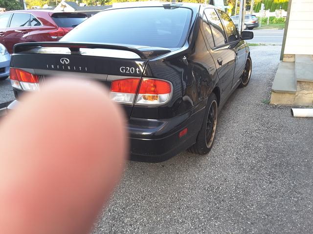 Picture of 1999 Infiniti G20 4 Dr STD Sedan