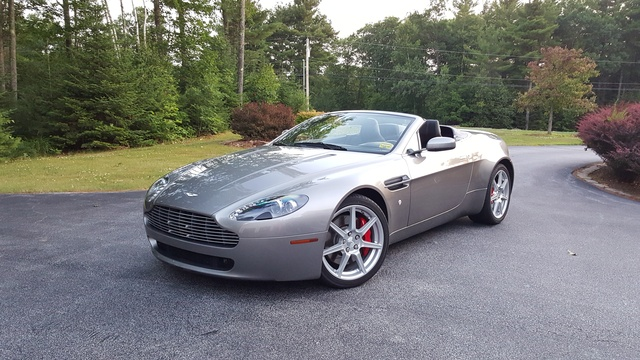 2007 aston martin v8 vantage roadster riaderosa owns this aston martin. Cars Review. Best American Auto & Cars Review