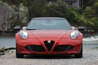 Exterior of the 2016 Alfa Romeo 4C Spider, exterior, gallery_worthy