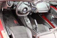 Interior of the 2016 Alfa Romeo 4C Spider, interior