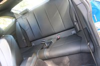 Back seat of the 2016 BMW M2, interior, gallery_worthy