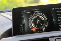 2016 BMW M2 iDrive system, interior, gallery_worthy