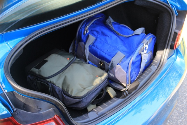 Trunk of the 2016 BMW M2, exterior, gallery_worthy