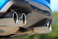 Quad exhaust of the 2016 BMW M2, exterior, gallery_worthy