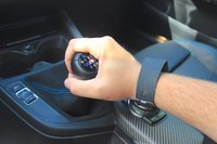 6-speed shifter of the 2016 BMW M2, interior, gallery_worthy