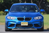 Front of the 2016 BMW M2, exterior, gallery_worthy