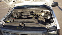 Picture of 2007 Ford F-250 Super Duty XLT Super Cab 4WD, engine