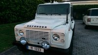 1989 Land Rover Defender Overview
