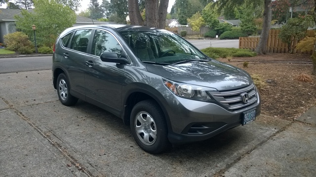 Picture of 2014 Honda CR-V EX AWD, gallery_worthy