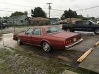 Picture of 1984 Chevrolet Impala 4 Dr Sedan