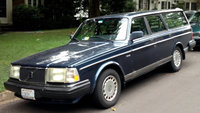 Picture of 1991 Volvo 240 Wagon