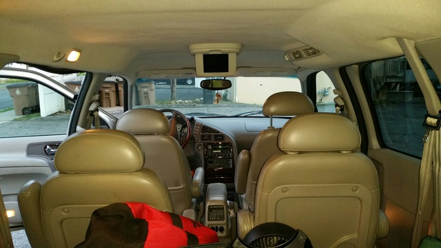 Picture of 2001 Nissan Quest GLE