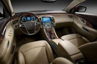 Picture of 2012 Buick LaCrosse Touring, interior
