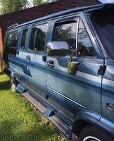 Picture of 1992 Chevrolet Sportvan 3 Dr G10 Beauville Passenger Van Extended, exterior, gallery_worthy