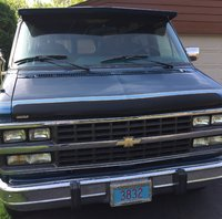 1992 Chevrolet Sportvan Picture Gallery